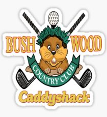 Bushwood Country Club Sticker
