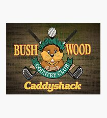 Bushwood Country Club Photographic Print