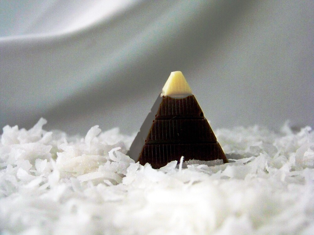 Chocolate Pyramid by ShutterlyPrfct