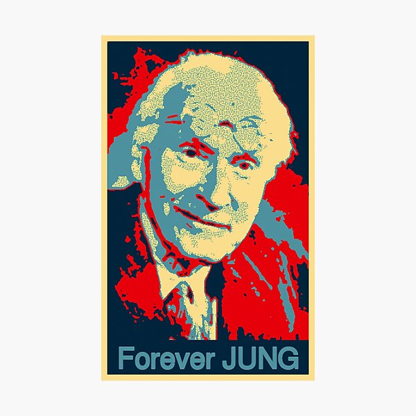 Forever Jung  Photographic Print
