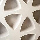 McDonald Library Ceiling | Xavier University by Christian Sheehy