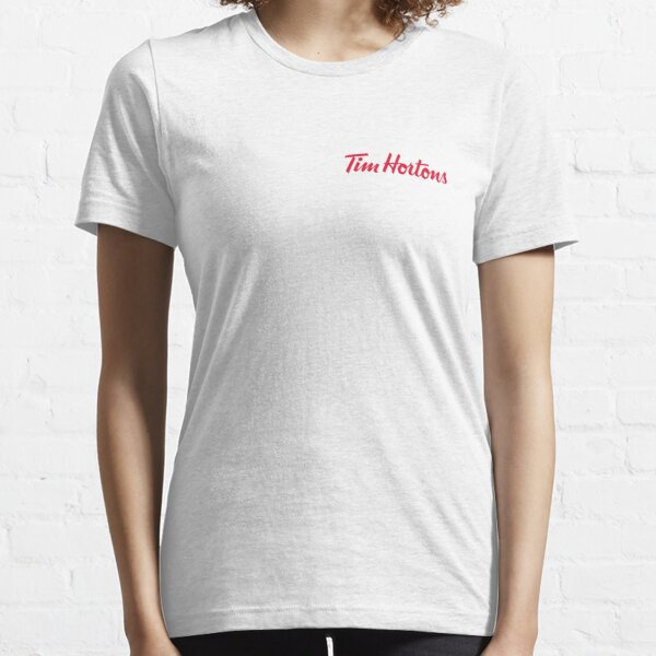 Tim Hortons Camiseta esencial