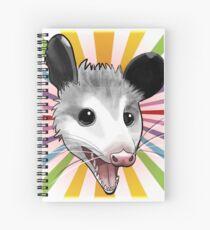 Awesome Possum Spiral Notebook