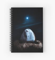Moonlight. Spiral Notebook
