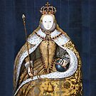 Elizabeth I Coronation Portrait by Incognita Enterprises