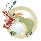 Magic Dragon by Nathan Smith