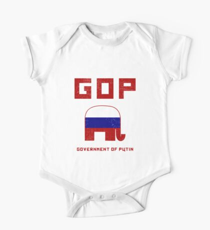 GOP Government of Putin Kids Clothes