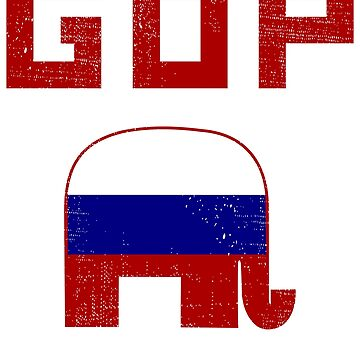 GOP Government of Putin by EthosWear