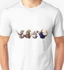 Final Fantasy Pokemon Unisex T-Shirt