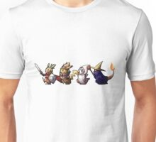 Final Fantasy Pokemon Unisex T-Shirt