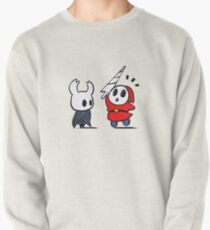 Hollow Shy Guy Pullover