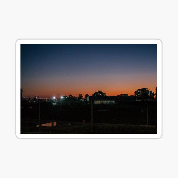 San Fernando Valley Nights Sticker