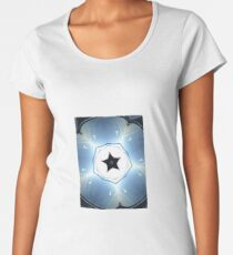 Blue star Women's Premium T-Shirt