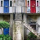 One Brown Door by Michael Coots