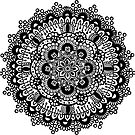 Mandala 7 by GriffyGallery