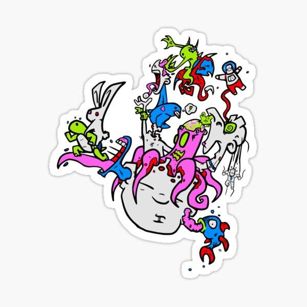 Insomniacs Dream Sticker