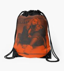 BILLIE EILISH DESIGN Drawstring Bag