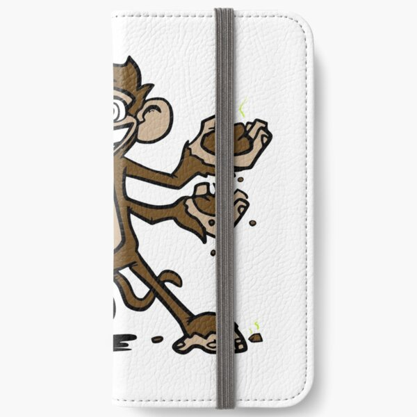 Fist Full iPhone Wallet