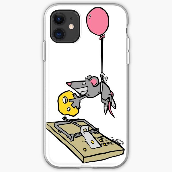Smarty Mouse iPhone Soft Case