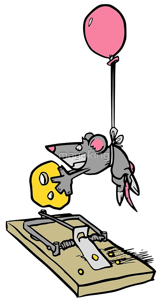 Smarty Mouse by mayoking