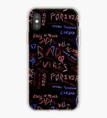XXXTentacion tribute art iPhone Case