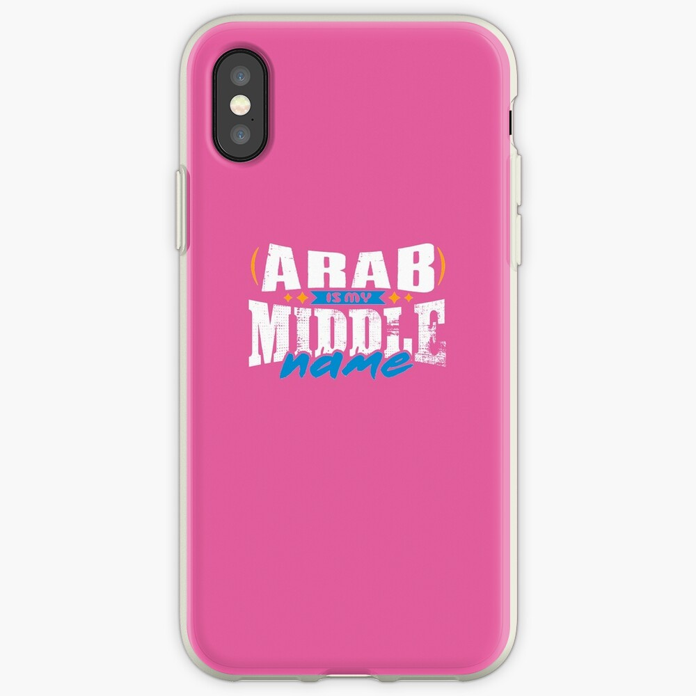 ARAB 01 iPhone Cases & Covers
