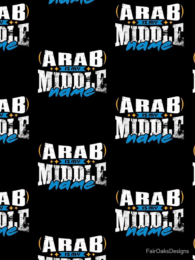 ARAB 01 by FairOaksDesigns