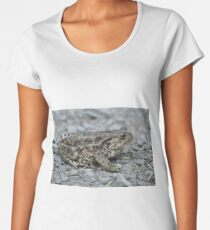 Toad In My Path Women's Premium T-Shirt