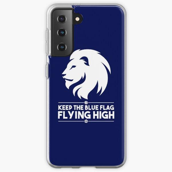 Keep The Blue Flag Flying High Samsung Galaxy Soft Case