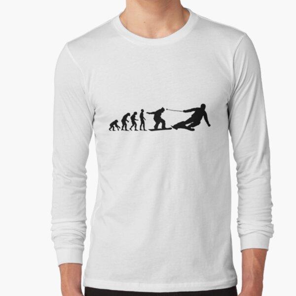 Ski Evolution Long Sleeve T-Shirt
