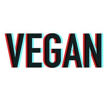 vegan by oison75