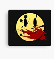 Happy On A Bad Day Canvas Print