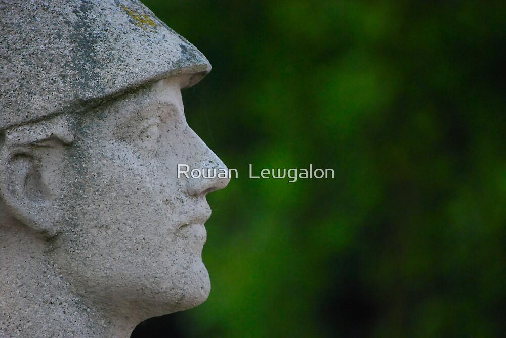 Gazing through Time by Rowan  Lewgalon