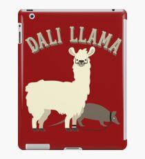 Dali Llama and Pet Anteater iPad Case/Skin