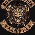 Sons of Odin Valhalla Viking Warrior by bigtimmystyle