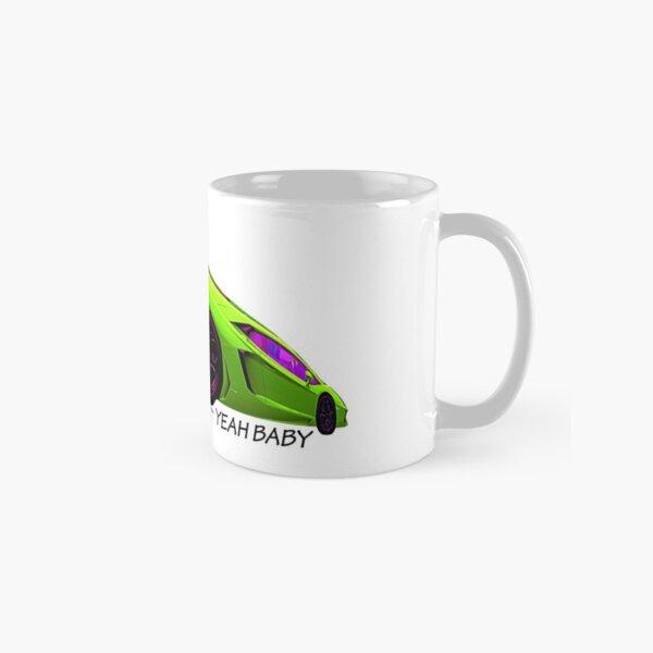 Super Car Art - Yeah Baby Classic Mug