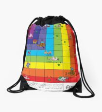 FOOTSIES- C hildrens Pathway game Drawstring Bag