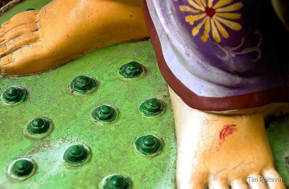 Barefoot Goddess by Tim Poitevin