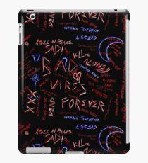 XXXTentacion tribute art iPad Case/Skin