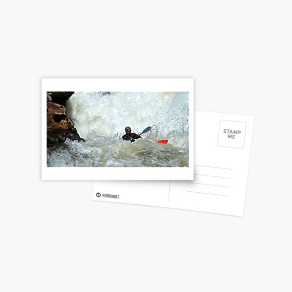 adrenaline water Postcard