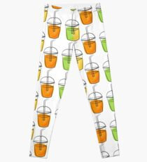 soft drinks Leggings