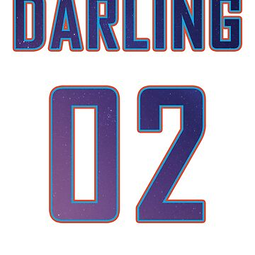 Zero Two Darling by adriannachuu