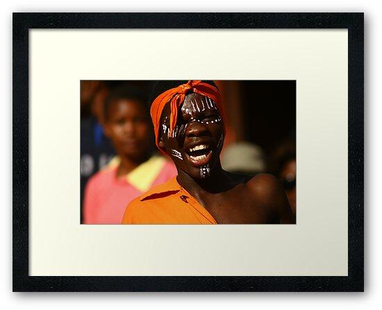 African Entertainer by HeatherEllis