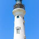 White Lighthouse, Blue Skies by Southern  Departure