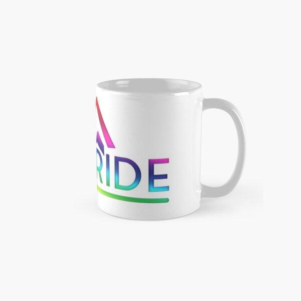 West Lothian Pride Logo Classic Mug