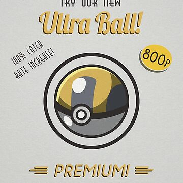 Retro Ultra Ball by AgentSilver