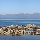 Mellon Udrigle Panorama by derekbeattie