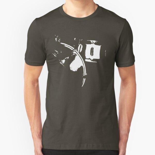 Drums Slim Fit T-Shirt