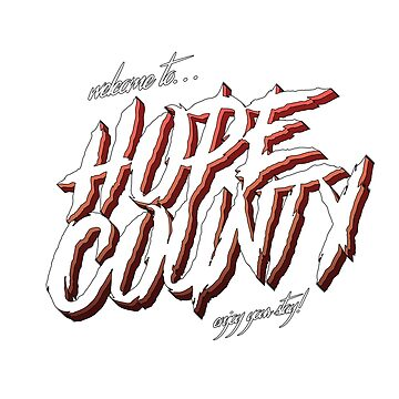 WELCOME TO HOPE COUNTY - Far Cry 5  by IAmKev