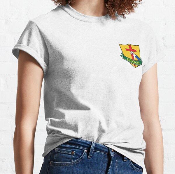 Retro Donegal GAA Jersey Classic T-Shirt